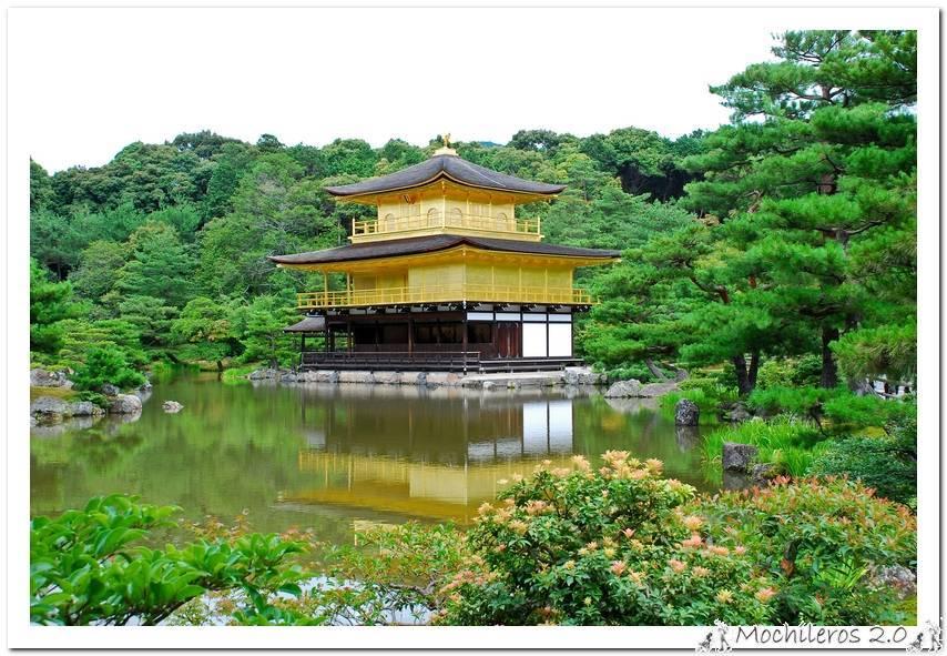 Kinkaku-ji, Ninna-ji, Myoshin-ji, Geishas en Gion