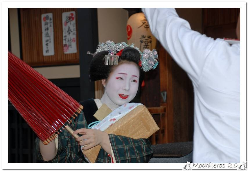 geishas gion