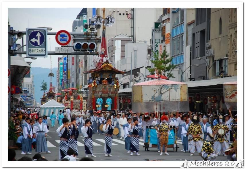 Cómo es el Gion Matsuri, y templos Ginkakuji y Nanzen-ji