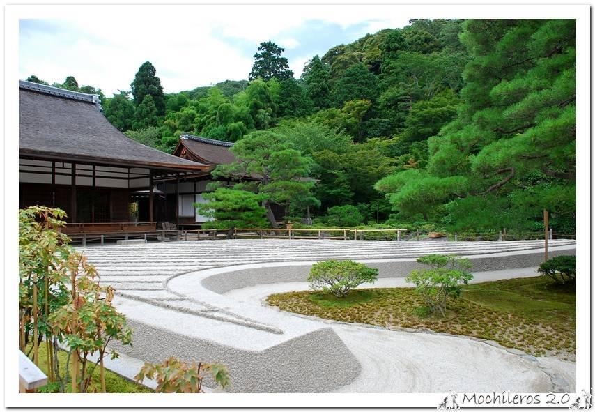 templo plateado kioto