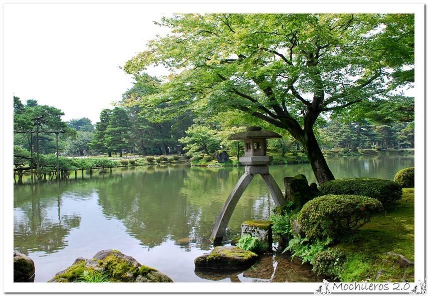 Jardín Kenroku-en y Mercado Omicho