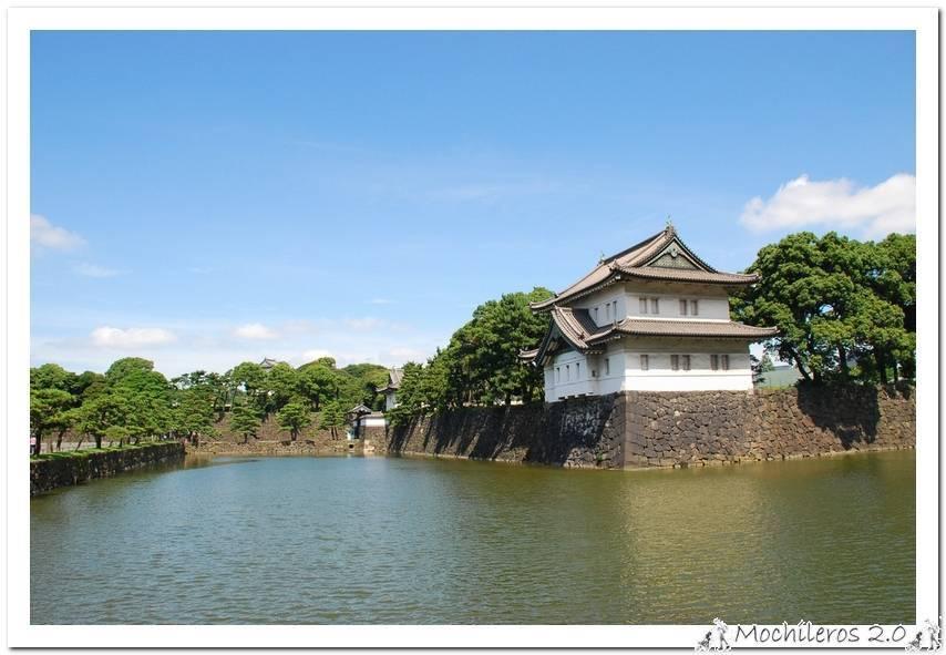 Visita al Palacio Imperial, Harajuku y sus Gothic Lolitas, y cruce de Shibuya