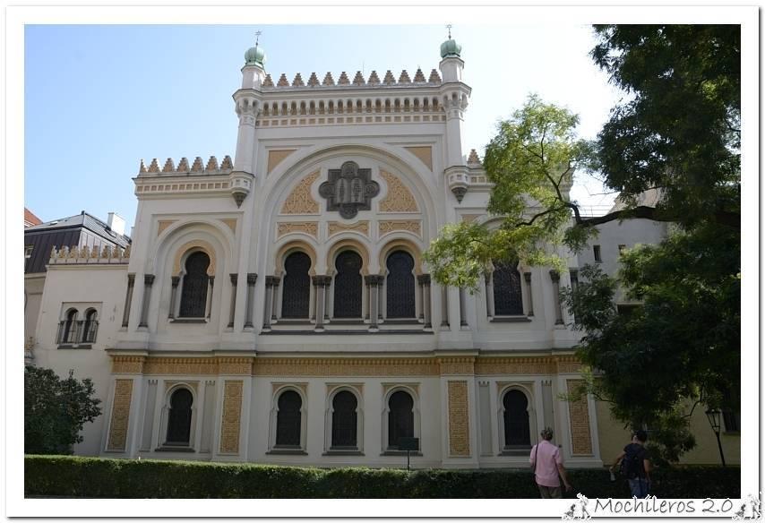 Recorrido por Josefov, el Barrio Judío de Praga
