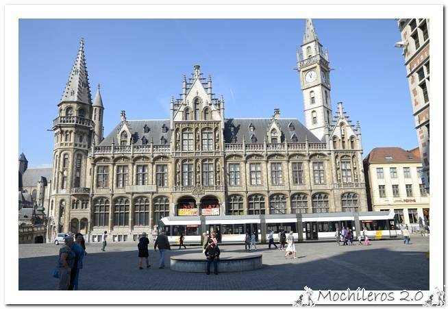 Que ver y visitar en Gante