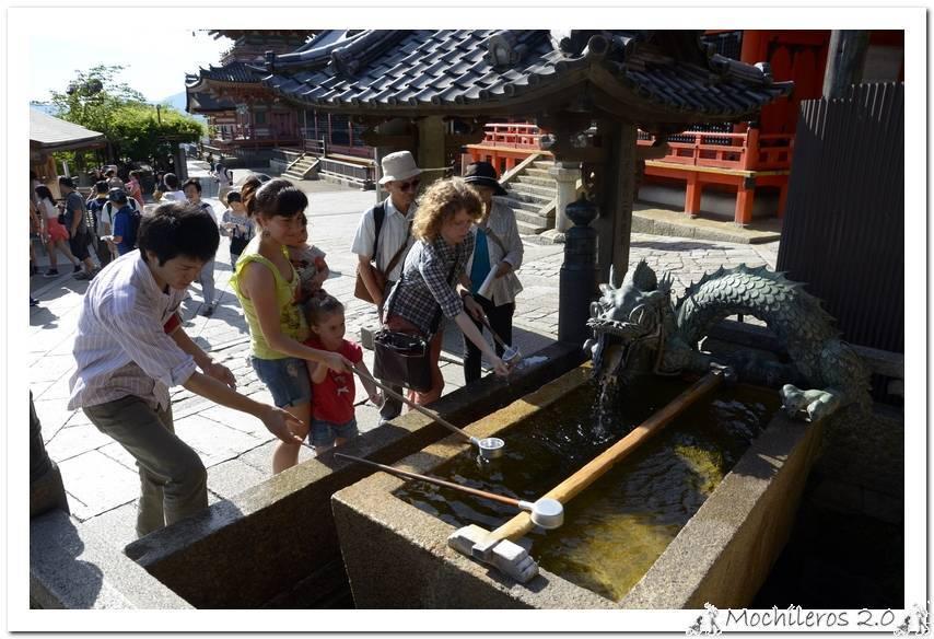 Templo Kiyomizudera y Templo Yasaka