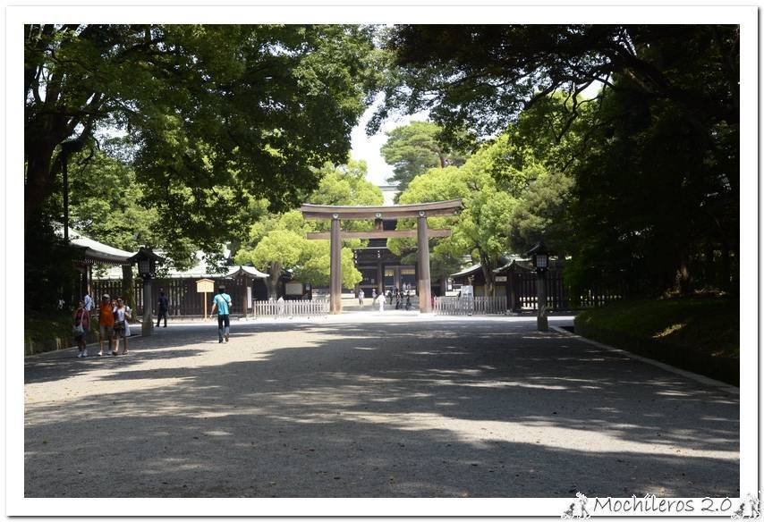 Templo Meiji – Takeshita dori – Shibuya – Ameyoko
