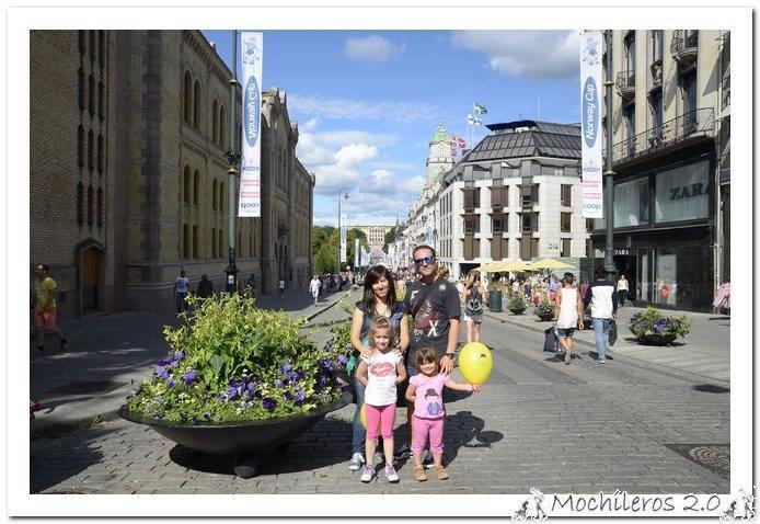 Visita al Ayuntamiento, Edificio Premio Nobel de la Paz