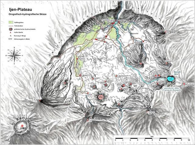 ijen plateau