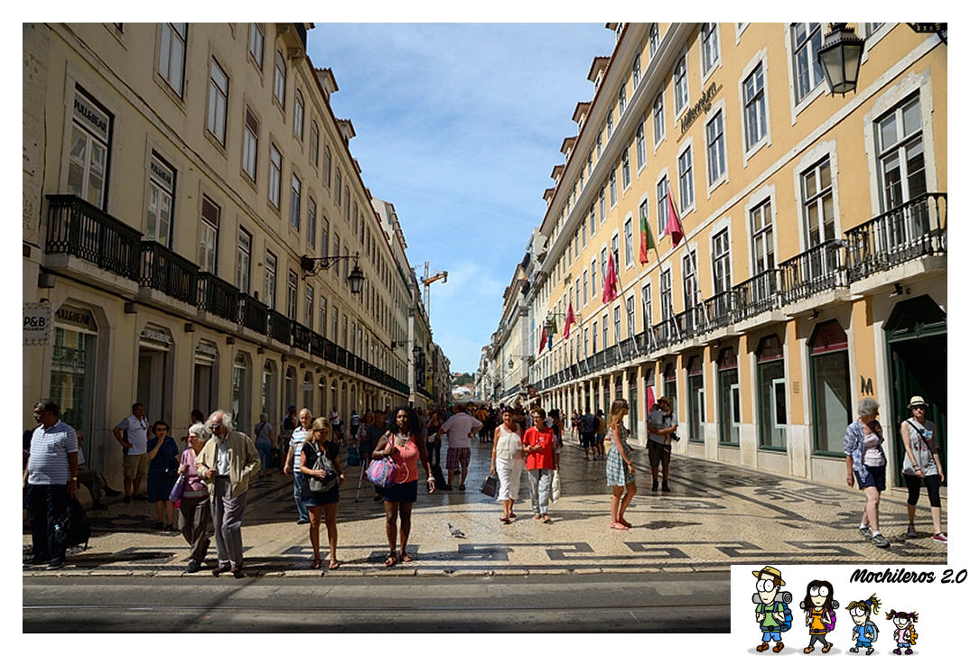 Mejores zonas para alojarse en Lisboa