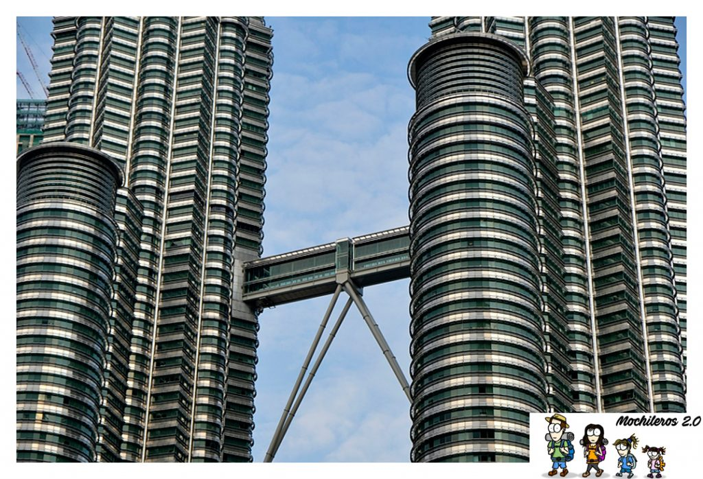 Sky Bridge Petronas Towers