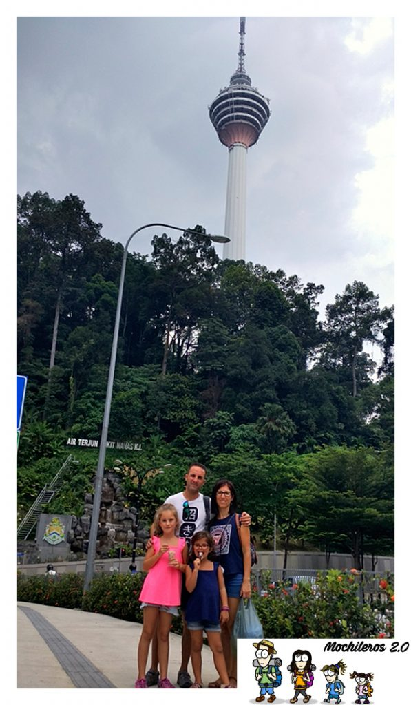 Torre Menara, Kuala Lumpur