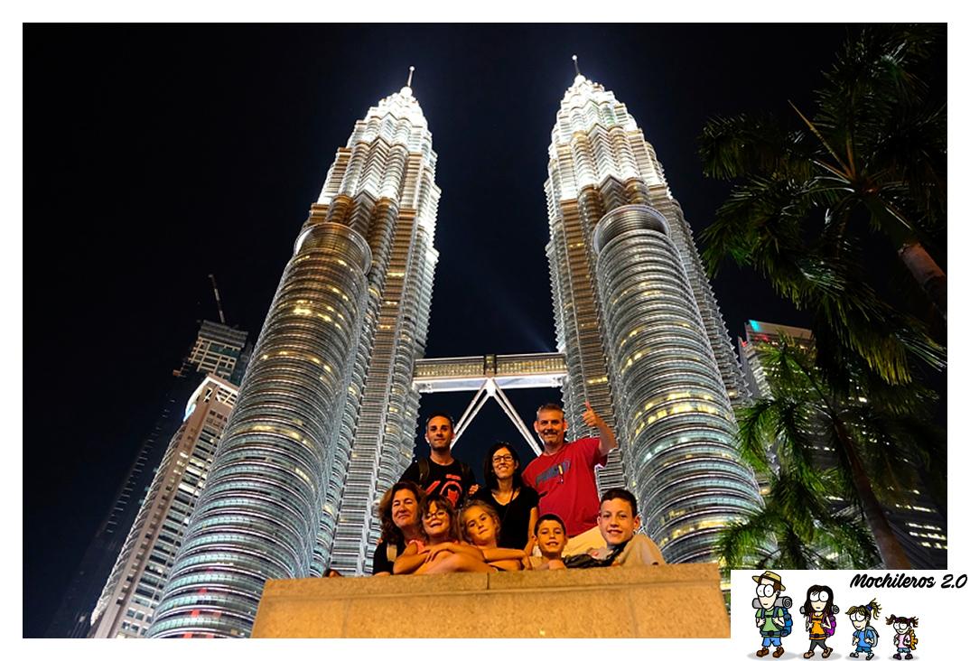 Que ver y visitar en Kuala Lumpur