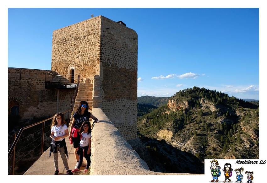torre homenaje castillo enguidanos