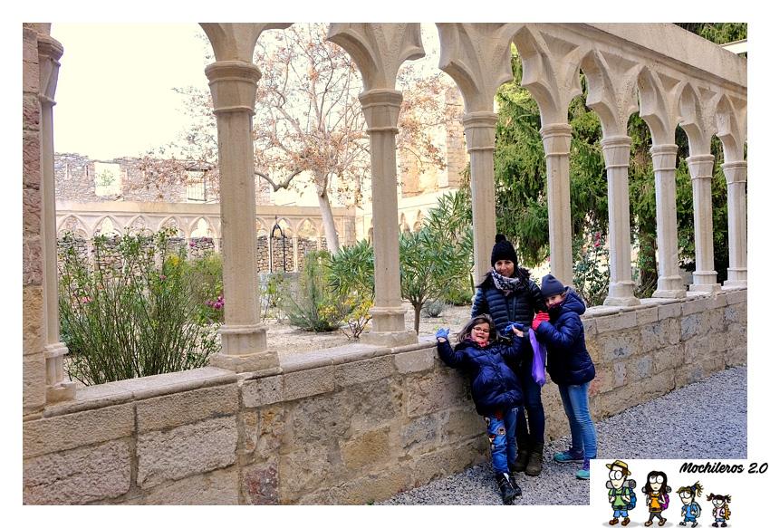 claustro convento sant francesc