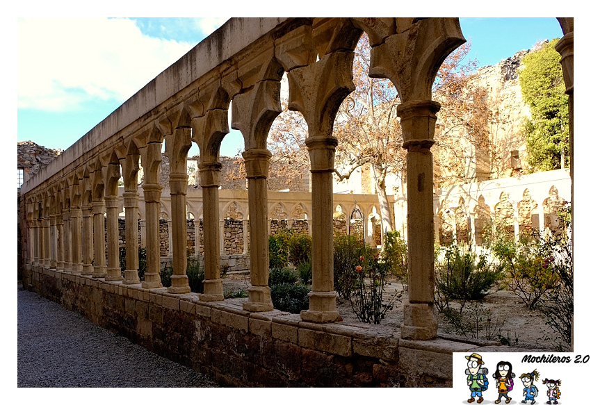claustro convento san francisco morella
