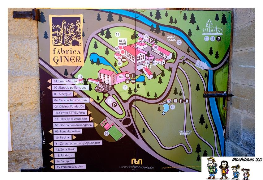 complejo fabrica giner morella