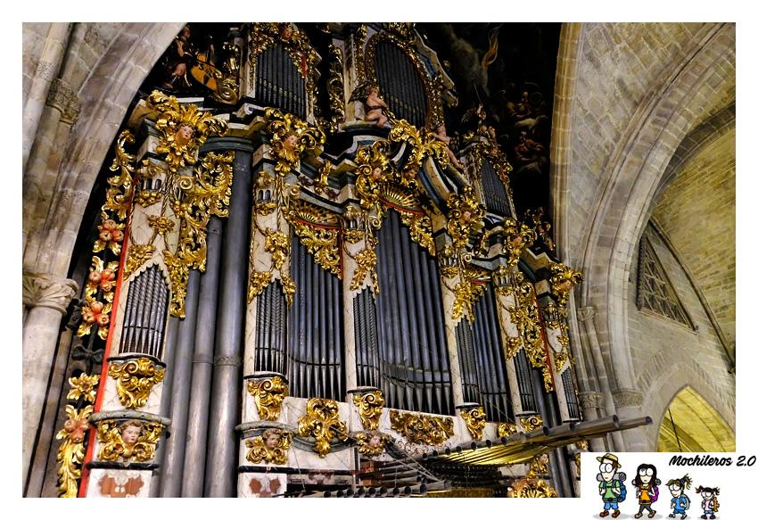 organo basilica morella