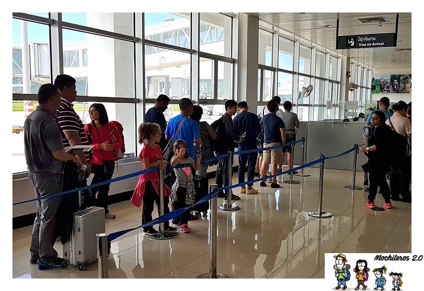 visa arrival laos