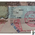 visa on arrival laos