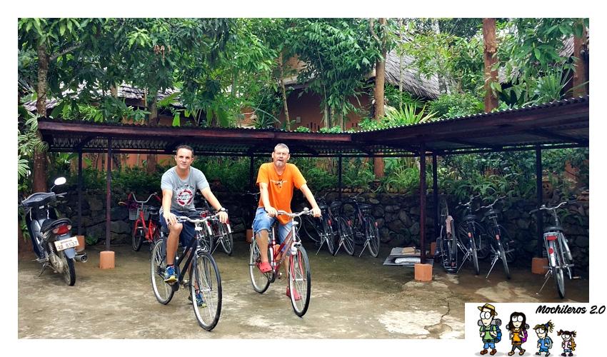bicicleta nong khiaw