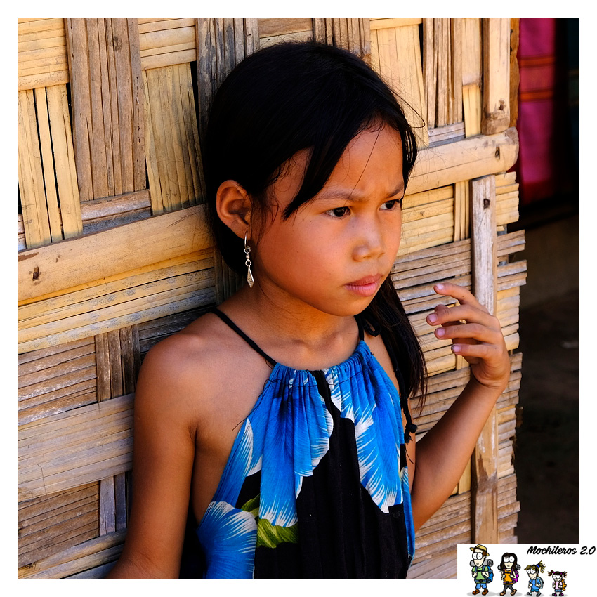 niña laos muang ngoi
