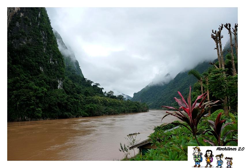 nong khiaw nam ou river