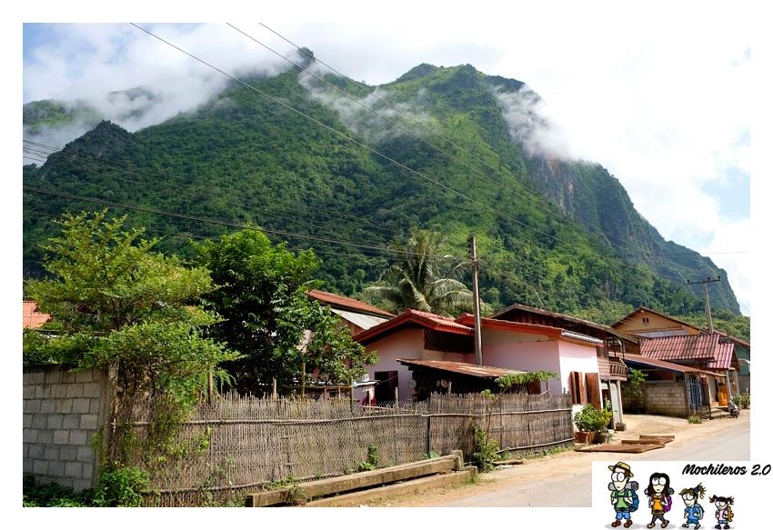 nong khiaw vistas