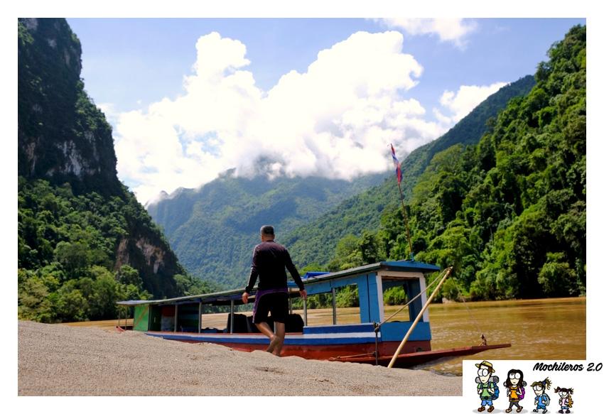 paisajes laos