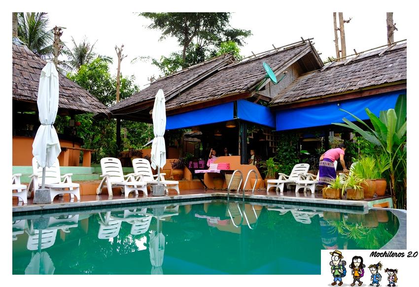 piscina mandala ou