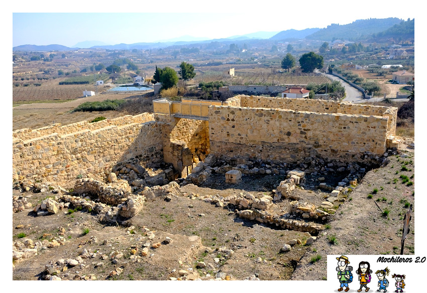 restos arqueolgicos begastri