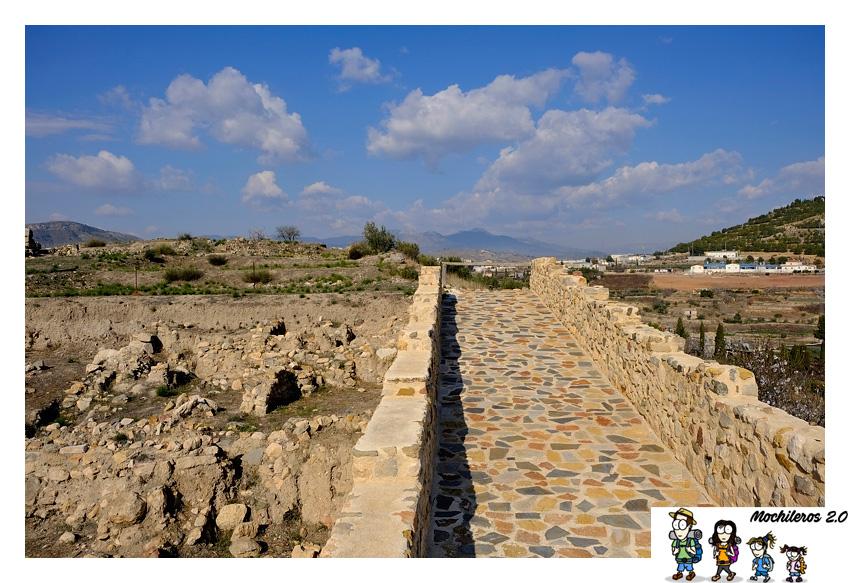 muralla begastri
