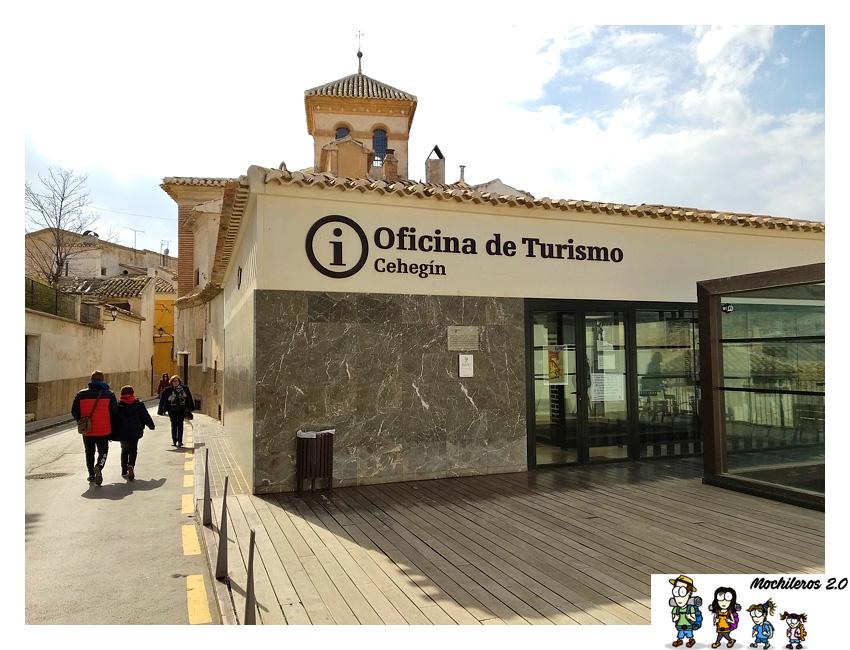 cehegin oficina turismo