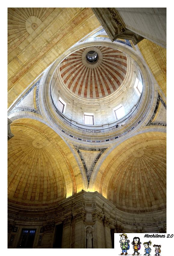 cupula panteon nacional