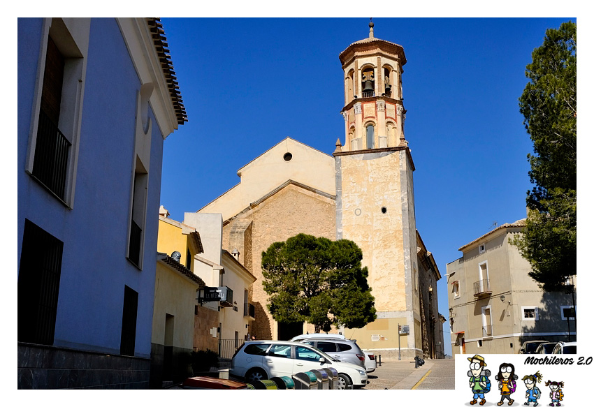iglesia santa maria magdalena cehegin
