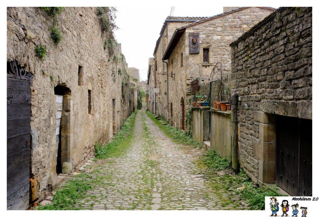 calle medieval cordes