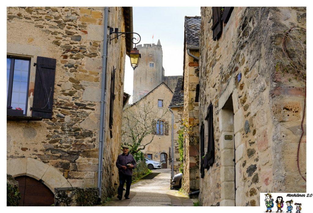 camino castillo najac