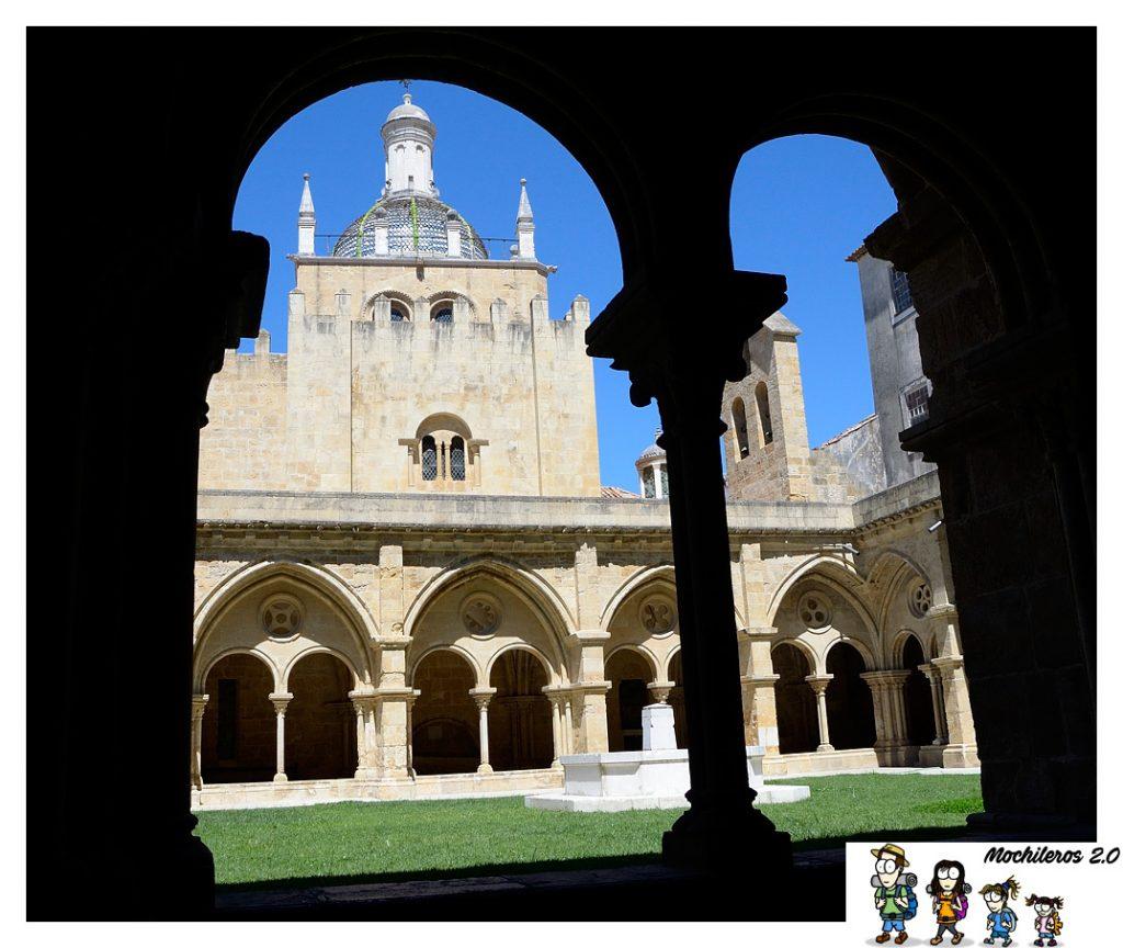 catedral vieja coimbra