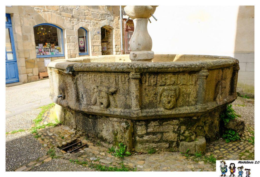 fontaine consuls najac