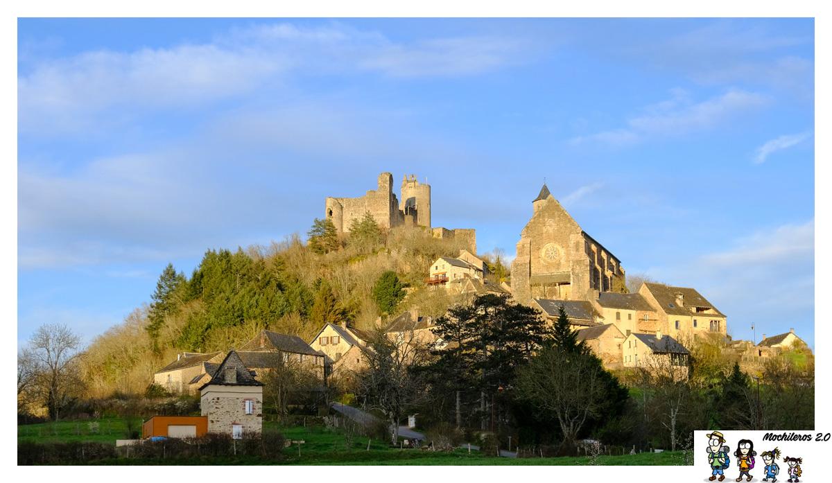 Najac, qué ver en una de las villas más bonitas del sur de Francia