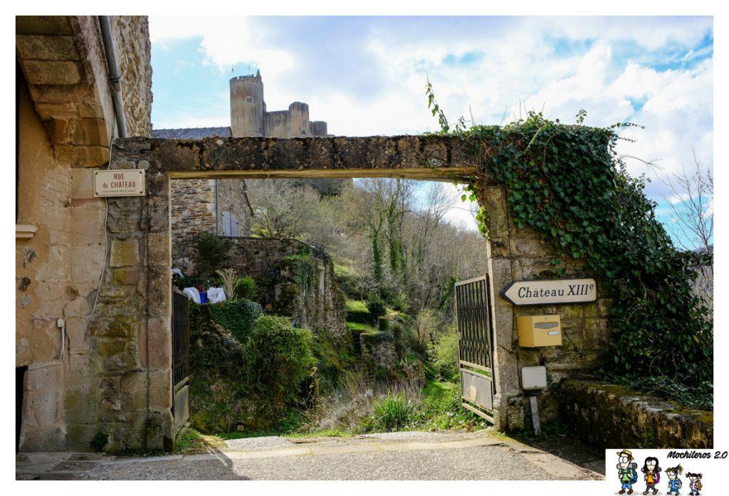 rue chateau najac
