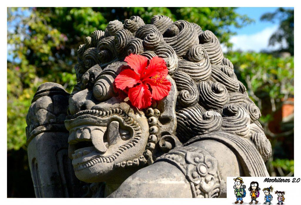 bali estatua