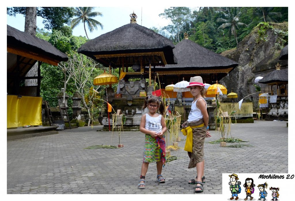 bali templo gunung kawi