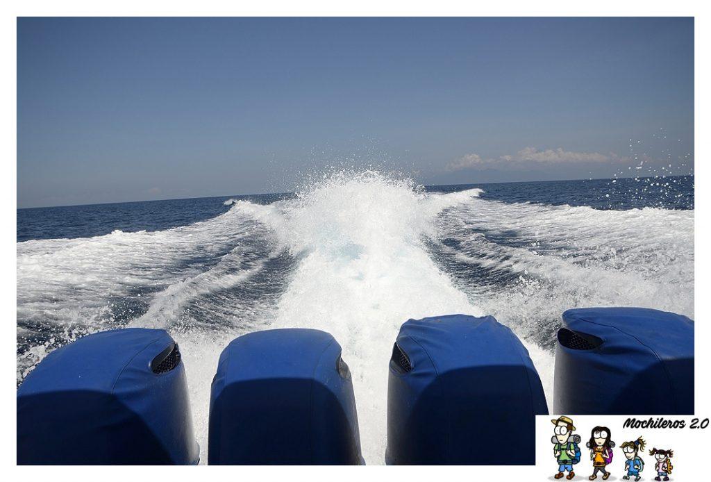 boat to gili