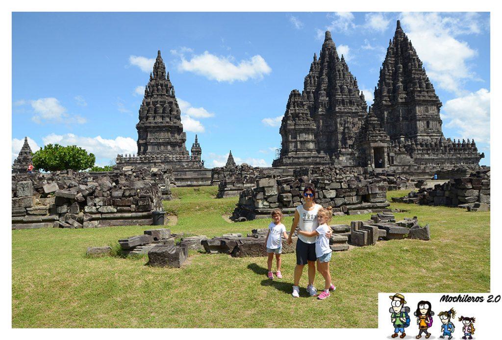 prambanan templos hindus