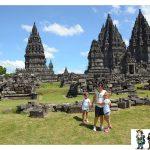 prambanan templos hindues java