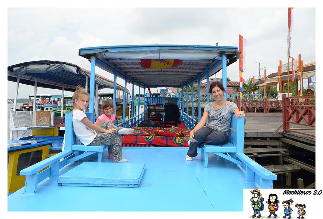 Ruta en Klotoc de 2 días por Borneo