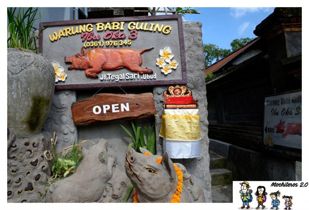 ubud warung babi guling