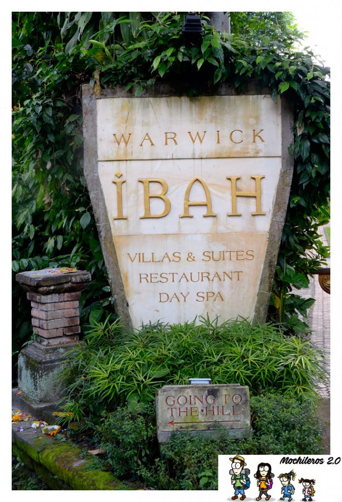 ubud warwick ibah hotel