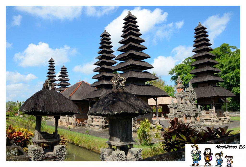 visita templo taman ayun
