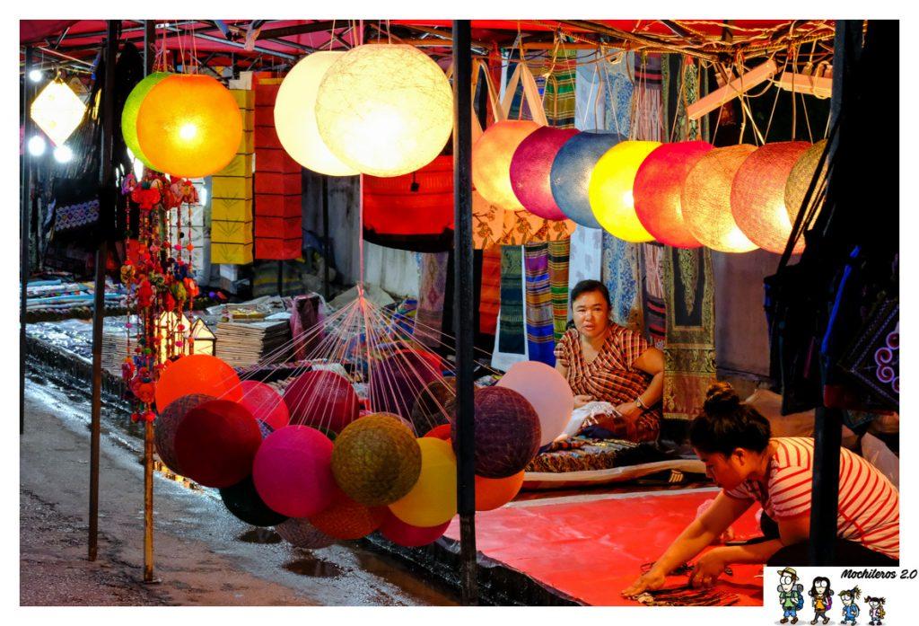 luang prabang nighr market